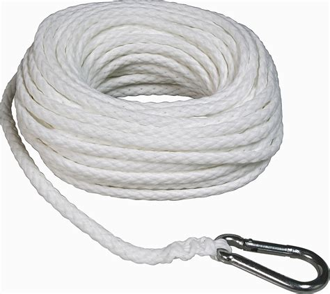 Boat Anchor Rope by Hollow Braid Rope Seasense Boat Anchor Line