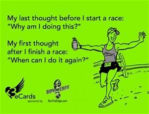 Race Day Runnin... Race Friends Quotes