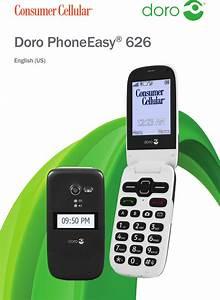 Doro Doro626 Gsm  Gprs Wcdma Mobile Telephone User Manual
