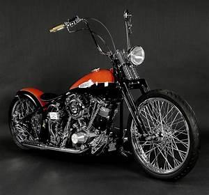 Bobber Harley Davidson : harley davidson custom choppers two tone harley davidson bike chopper harley davidson ~ Medecine-chirurgie-esthetiques.com Avis de Voitures