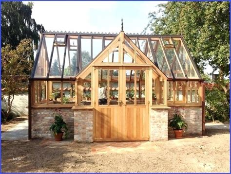 Deko Gewächshaus Holz by Gewachshaus Selber Bauen