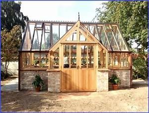 Kleines Glas Gewächshaus : gewachshaus selber bauen ~ Markanthonyermac.com Haus und Dekorationen