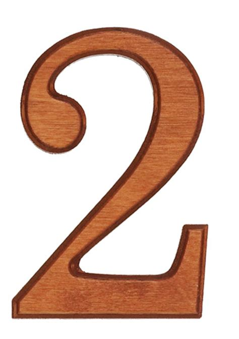 wooden numbers home depot pro df wood numbers honey gold 4 inches 2 the home depot canada