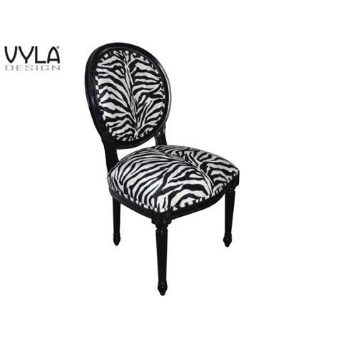 Chaise Zebra  Vyla Design  Achat  Vente Chaise