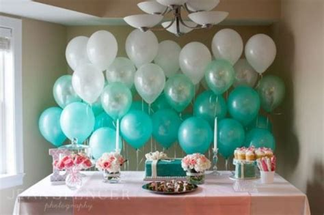 balloon decor ideas   girls birthday party