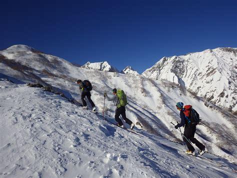 バック カントリー スキー