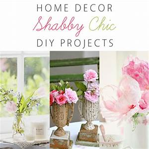 Shabby Chic Diy : home decor shabby chic diy projects the cottage market ~ Frokenaadalensverden.com Haus und Dekorationen