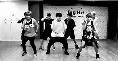 Bts Dance Dancing Groups Kpop Practice Pop