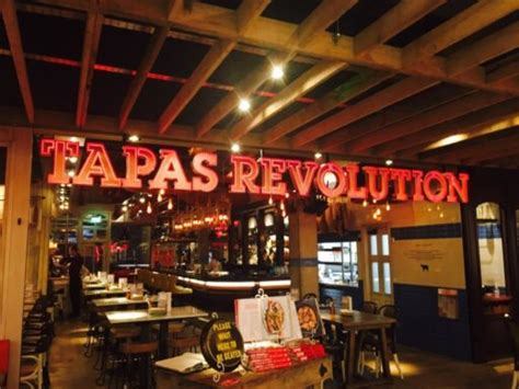 tapas revolution newcastle review canny food