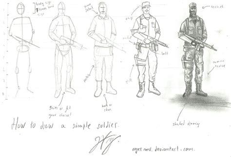 draw  soldier