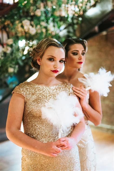 Great Gatsby Themed Wedding POPSUGAR Love &Photo 28
