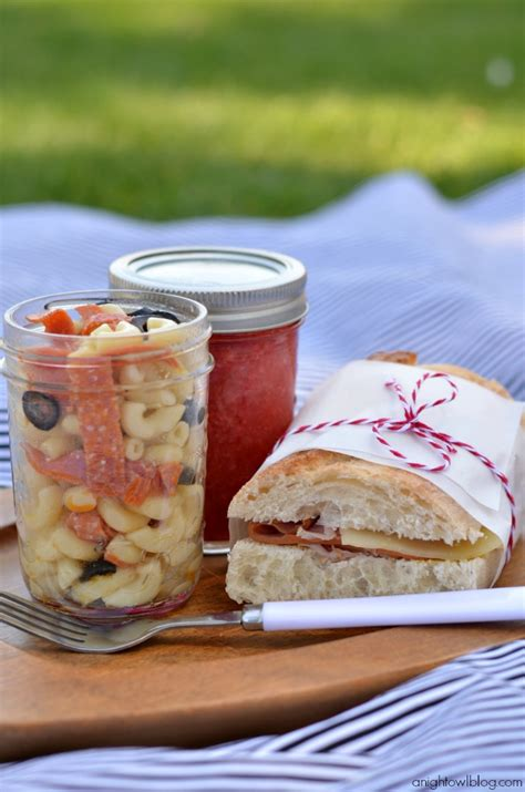 easy picnic food picnic ideas recipes and tips a night owl blog