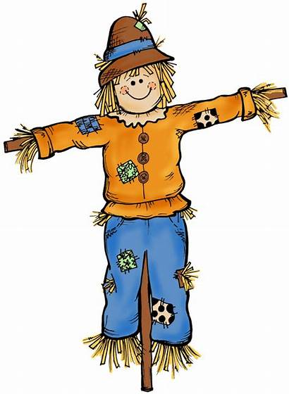 Clipart Scarecrow Clip Printable Clipartion Related