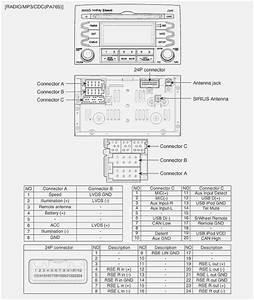 2004 Kia Spectra Radio Wiring Diagram Collection
