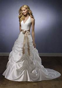 halter wedding dresses modern wedding dress and wedding With halter wedding dress