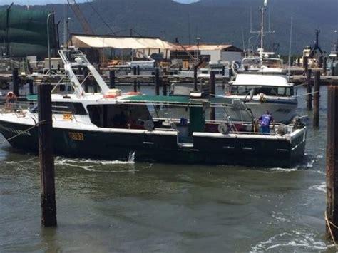 Tuna Boats For Sale Australia by Conquest 60 Tuna Longline Dropline Commercial Fishing