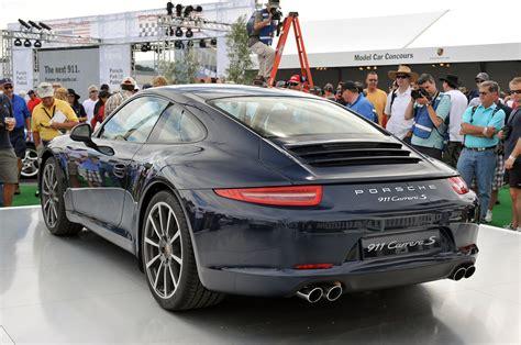 Fourtitudecom Porsche 991 Us Debut