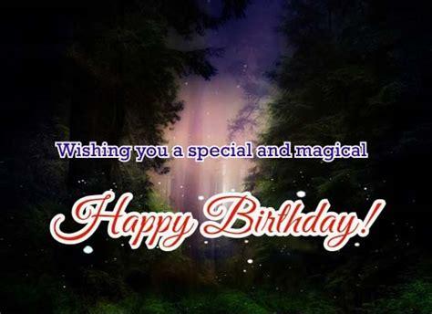 birthday   fireflies  happy birthday ecards greeting cards