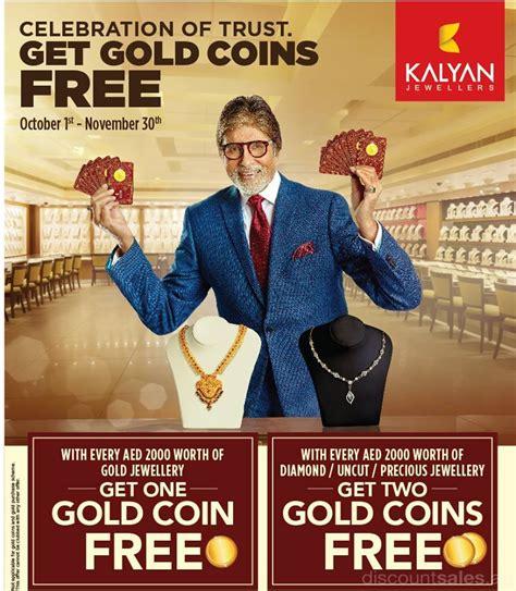 Promo Glenka Gold kalyan jewellers get gold coins free promo discountsales
