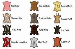 Minecraft Horse Chart Realistic Animal Products And Drops Mod Updates Are Here