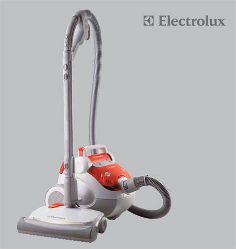 electrolux vacuum cleaner canister user guide