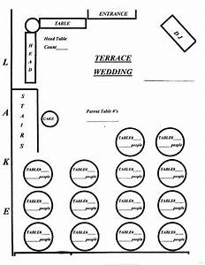 Sample Seating Diagram And Floor Plan  Hawaiianweddings