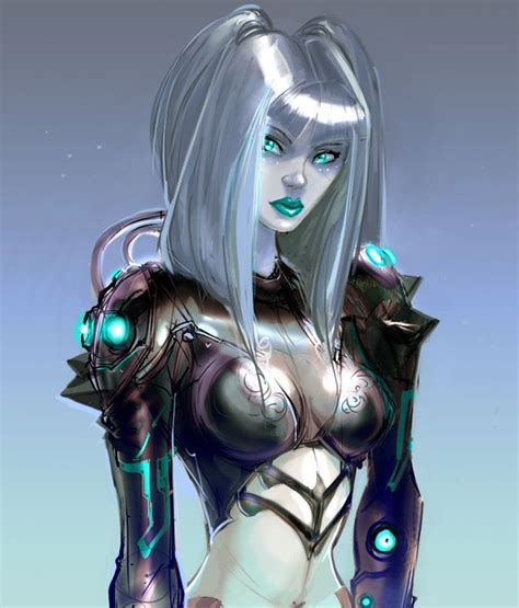 Anime Film Science Fiction Sci Fi Girl Submitted By Davidwest Anime Gaming Scifi