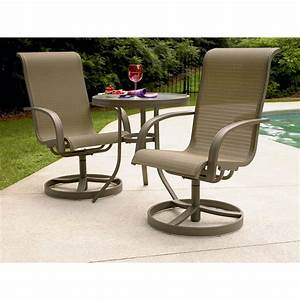 Garden Oasis Grandview 3 Pc. Bistro Set*