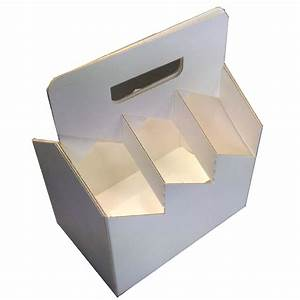 bottle holders 6 pack cardboard box shop With six pack holder template