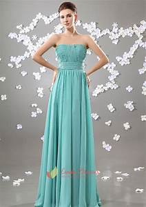 Turquoise Bridesmaid Dresses For Beach WeddingTurquoise