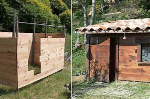 Comment Construire Une Cabane à écureuil : construire une cabane en bois ~ Melissatoandfro.com Idées de Décoration