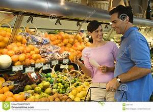 Ferritin Level Chart Couple Grocery Shopping Stock Image Image Of Store