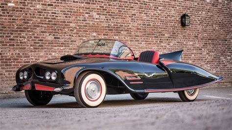 Sale Original original 1963 batmobile sells for 137 000