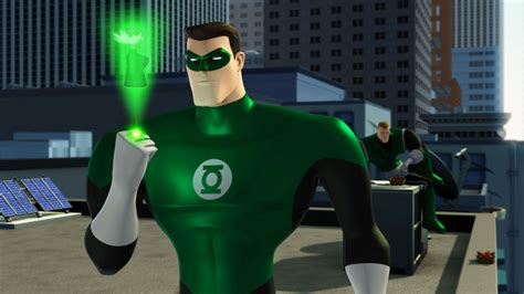 green lantern the animated series dc