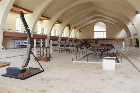 museo delle navi romane nemi culture review conde nast traveler