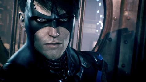 meet nightwing robin  catwoman  batman arkham