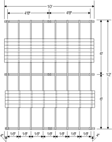 deck plan 12 10x12 deck plans newsonair org
