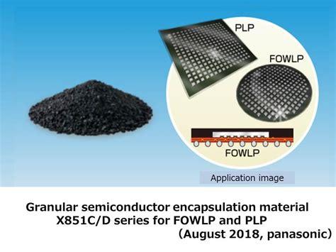 Panasonic Commercializes Granular Epoxy Mold Compound (EMC ...