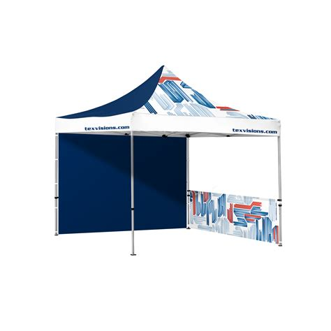 10 x 10 canopy with walls event advertising canopy 10 x 10 with walls custom print