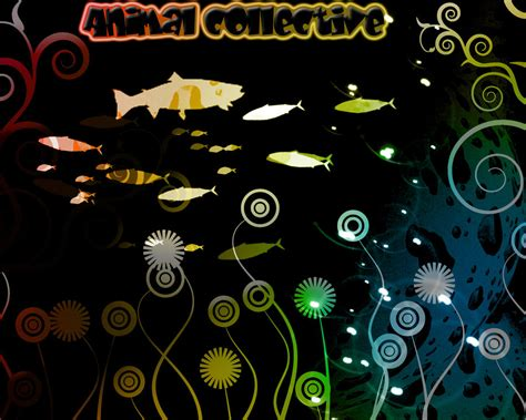 Animal Collective Wallpaper - animal collective by peterleedell on deviantart