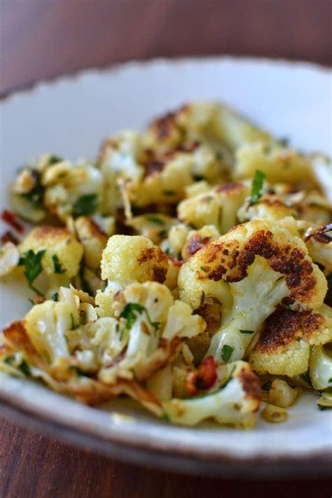cuisine chou fleur simple comme du chou fleur rôti au cumin piment et