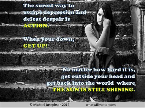 depression quotes  life good quotesgram