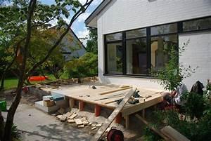 Holzterrasse Selber Bauen : luxuri s holzterasse bauen holzterrasse selber bauen ~ Articles-book.com Haus und Dekorationen