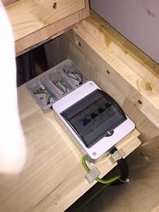 Wohnmobil Selbstausbau Elektrik : elektrik 230v kastenwagen camper pinterest wohnmobil ~ Jslefanu.com Haus und Dekorationen
