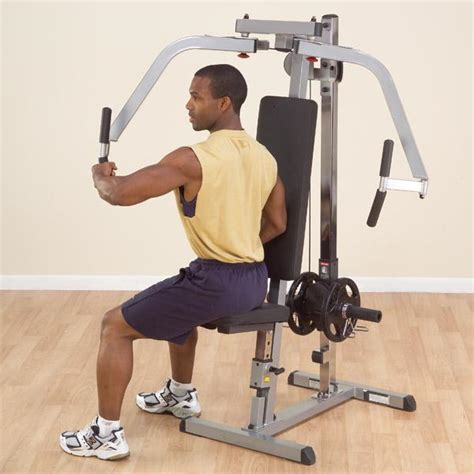Pec Deck Exercise Without Machine by Solid Plate Loaded Pec Dec Machine Peck Deck Gpm65 Ebay