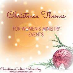 Ministry ideas Women s ministry and The t on Pinterest