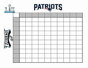 how to create a fun super bowl betting chart With super bowl betting pool template