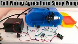 Agriculture Spray Pump Wiring
