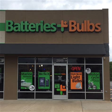 springfield batteries plus bulbs store phone repair
