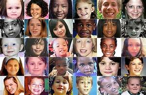 Faces of America's missing children revealed as FBI marks ...